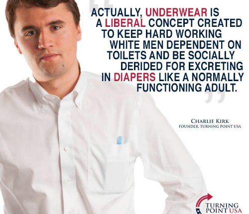 """(2) Charlie Kirk on Twitter: """"Ralph Northam admitted to wearing either blackface or a KKK hood in a photo The President told a congresswoman that if she doesn't like America, she can leave One is racist The other is standing up for his country Which one do you think the media endlessly harassed? 🤔"""" /Twitter"""