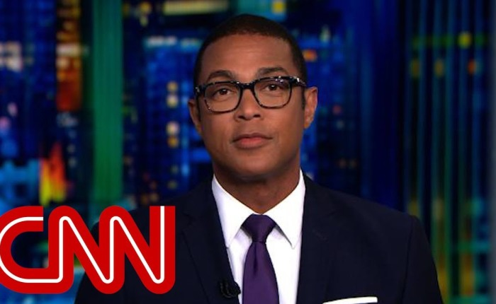 """Don Lemon Triggers Bigots With """"White Men Are A Domestic Terror Threat""""Comment"""
