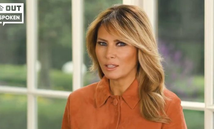 Melania Trump Tells Pro-Gay Conservatives That Donald Is The Patron Saint Of TheGays