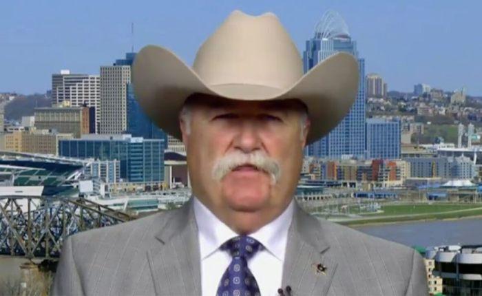 Billy Bob Doofus Talks Tough On FoxNews