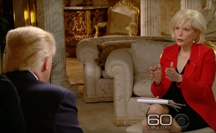 The Real Reason Trump Walked Away From The 60 Minutes Interview – His Hair / The WeeklyJournal