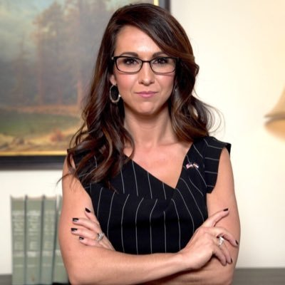 """Qbert-Loving Lauren """"Bobblehead"""" Boebert Threatens To Boycott White House By Wearing A Diaper, If Joe Biden Does Not Honor RushLimburger"""