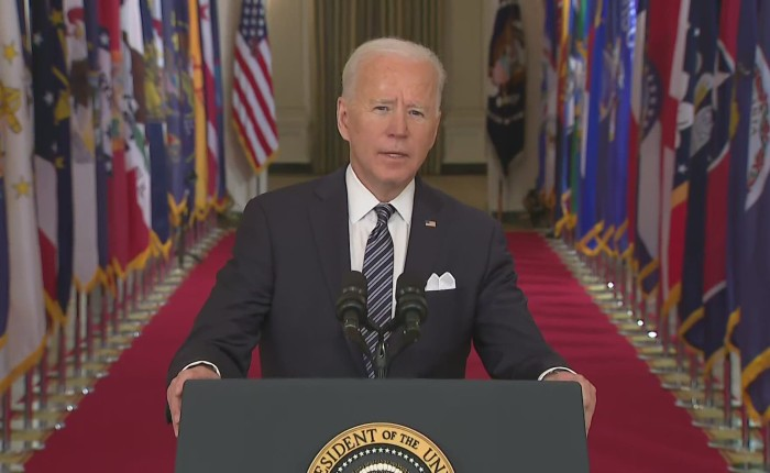 President Biden Bores The Nation To Death With His First TelevisedSpeech