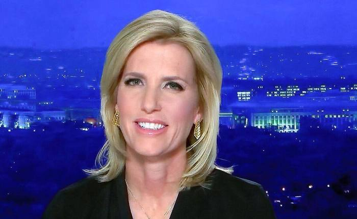 Laura Ingraham Tells The Rubes That Democrats Want To Criminalize All TrumpSupporters