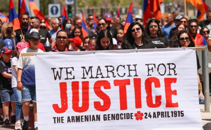 In The News This Week: Joe Biden, First American President To Recognize ArmenianGenocide