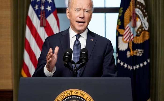 President Biden Says All Remaining Troops Will Leave Afghanistan By September11