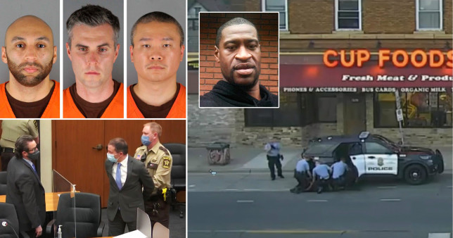 In The News: Indictment Charges Against Minneapolis Police Officers Involved In George FloydDeath