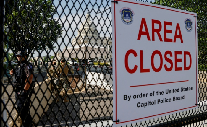 National Guard To Depart D.C. Capitol ThisWeek