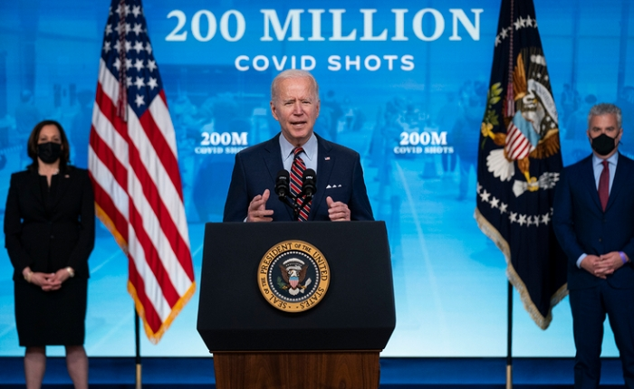 In The News: President Biden Pushes Renewed Effort To Vaccinate 70% OfAmericans