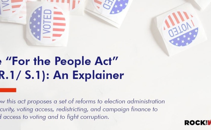 In The News: Joe Manchin Says He Will Vote Against 'For The PeopleAct'
