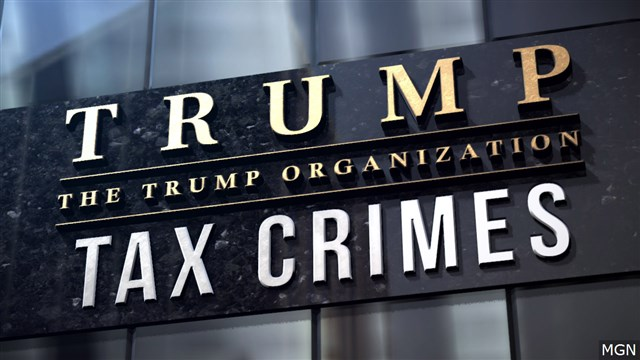 In The News: Trump Org Indicted On CriminalCharges