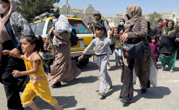 In The News: The Taliban Takes Kabul As AfghanistanFalls