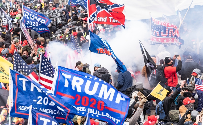 In The News: Pro-Trump Protest Organizers Claim They Attended Meetings With Congress Members, WH Staff, Prior To CapitolRiot
