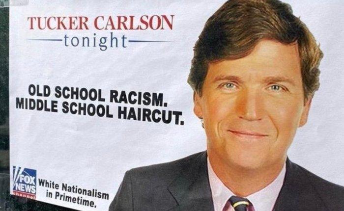 Smucker Carlson Accuses Joy Reid Of RaceBaiting